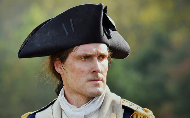 Owain Yeoman as Benedict Arnold - TURN: Washington's Spies _ Season 2, Episode 2 | Antony Platt/AMC