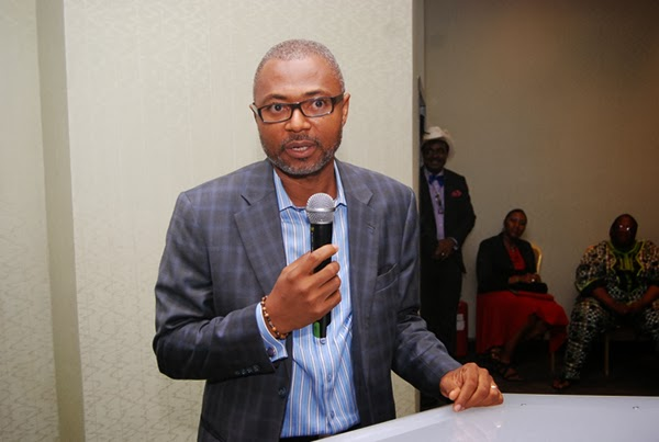 Former Director General of the Nigeria Broadcasting Commission (NBC), Emeka Mba