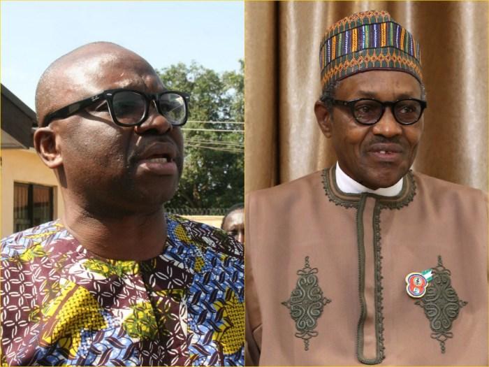 Ayodele Fayose, Muhammadu Buhari