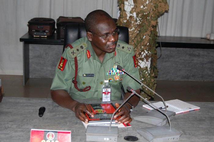Buratai, Army, Boko haram, Shekau