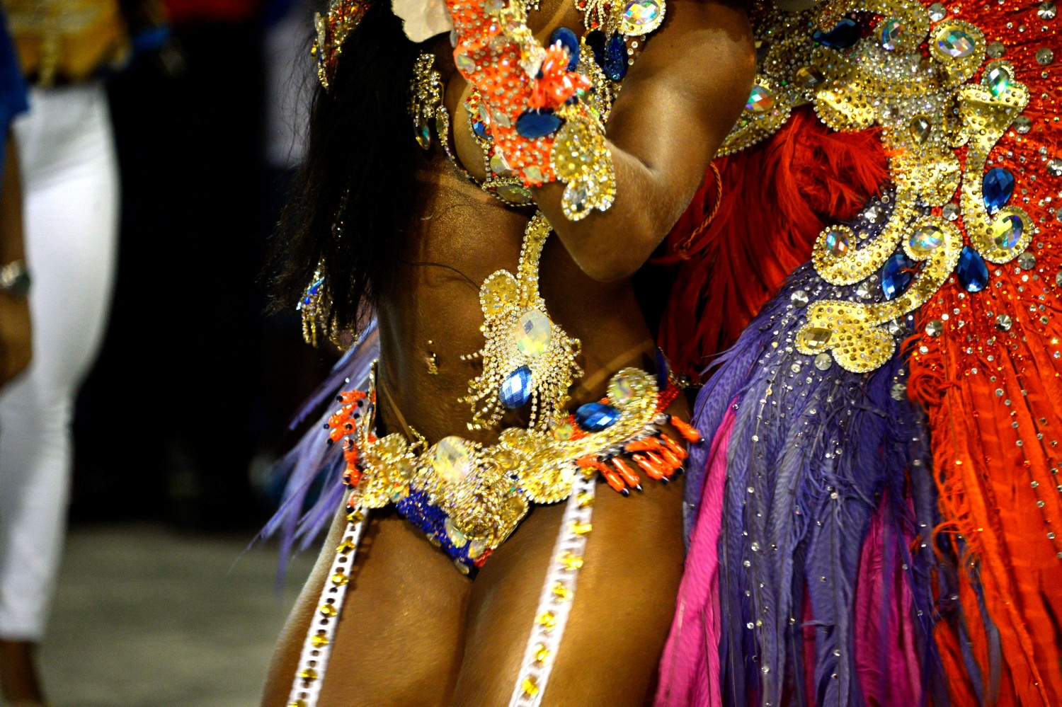 Campus Fuse: Nudé Ladies On Display: Photos From Brazil