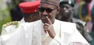 python dance MASSOB Biafrans Nigeria's President Muhammadu Buhari