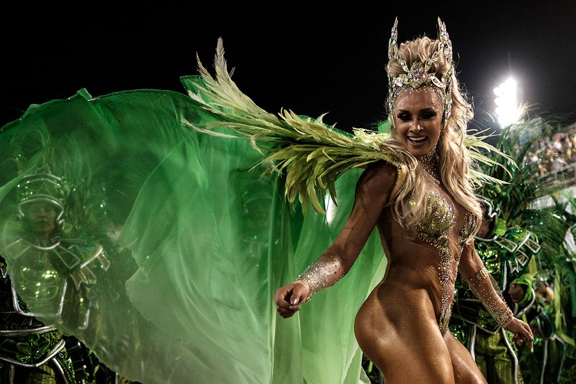 Rio Carnival Nude Video 11