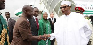 Nigeria EFCC Muhammadu Buhari Ibrahim Magu EFCC