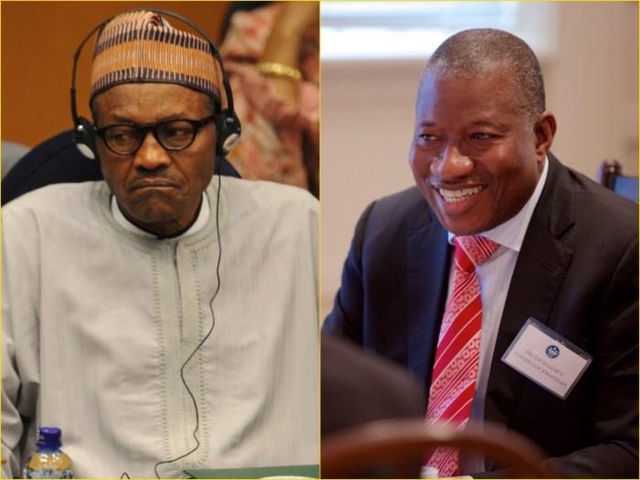 due process APC PDP Buhari Jonathan girlfriend