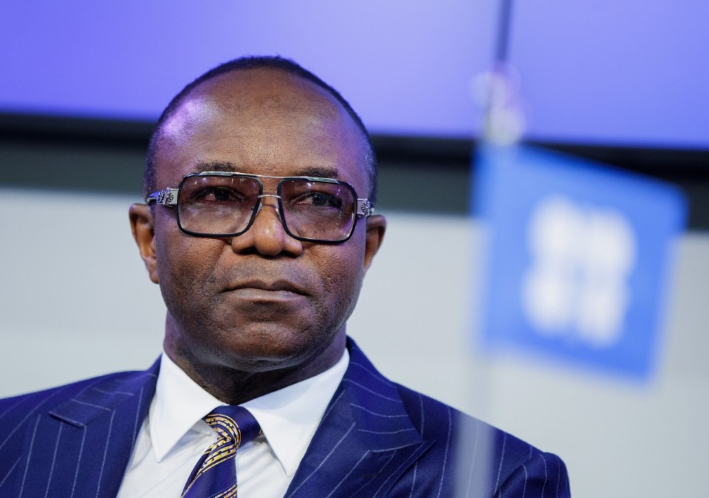 NNPC Buhari Nigeria's Minister of State for Petroleum Emmanuel Ibe Kachikwu NUPENG