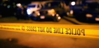 Passenger Calabar Police Line Crime Scene