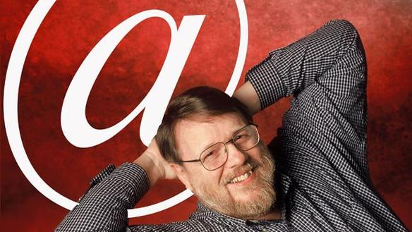 Ray Samuel Tomlinson who created the email has died at 74.