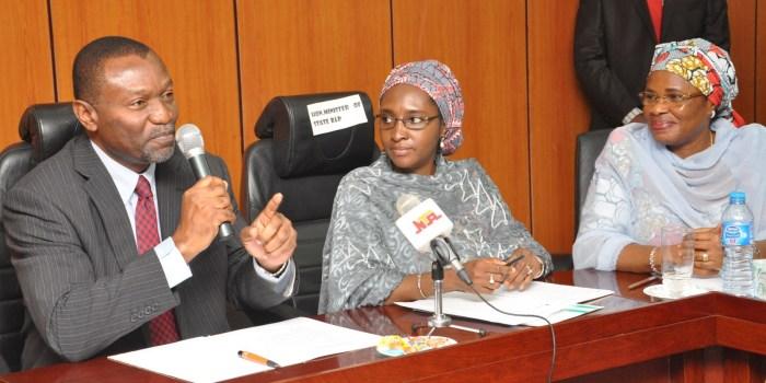 Zainab Ahmed, Nigeria, Budget, Muhammadu Buhari, Hameed Ali