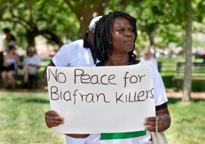 Biafra South East IPOB Igbo