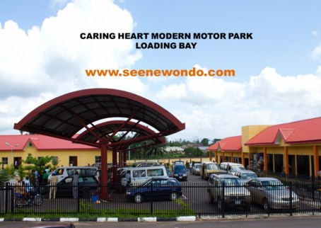 The ultra-modern Caring Heart Motor Park, Akure, Ondo State | OndoTV.com