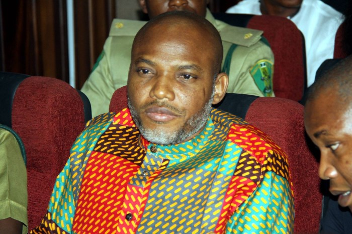 Nnamdi Kanu Biafra IPOB