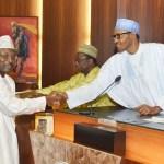 Transition Monitoring Group Muhammadu Buhari, 12 million votes, Hillard Etta