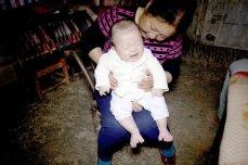 Hong Hong with his grandmother | CEN