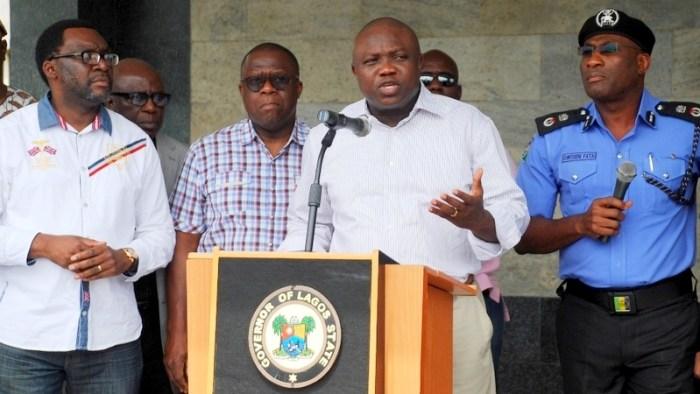 vio Lagos Ambode Meningitis