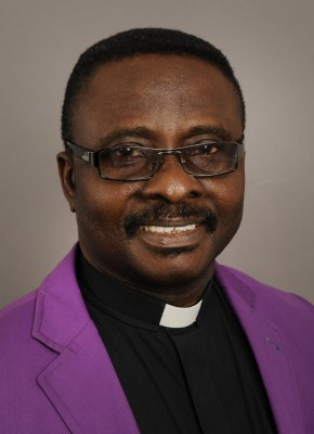 Reverend Samson Ayokunle, new CAN leader