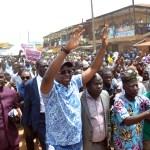 Ekiti State Governor, Mr. Ayodele Fayose,