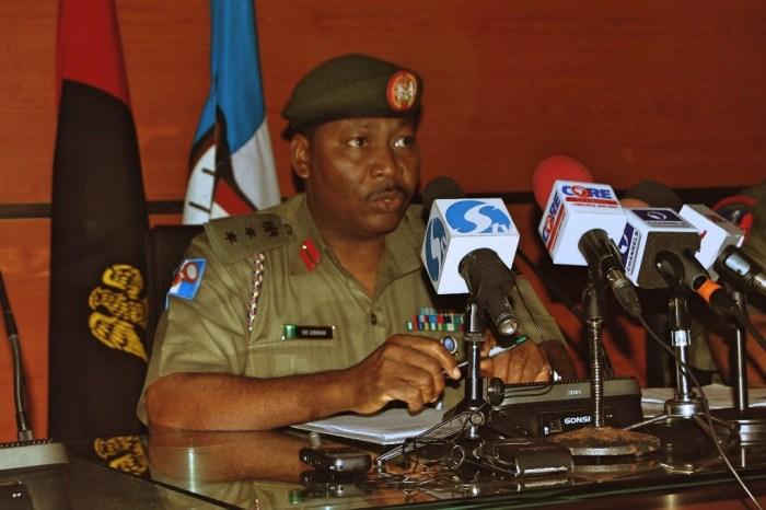language promotes Boko Haram Nigerian Army Nigerian Soldier Usman Sani Boko Haram