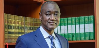 Abubakar Mahmoud, national president of the National Bar Association, NBA