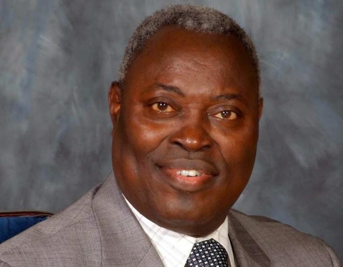 General Overseer of Deeper Christian Life-Pastor F. W. Kumuyi