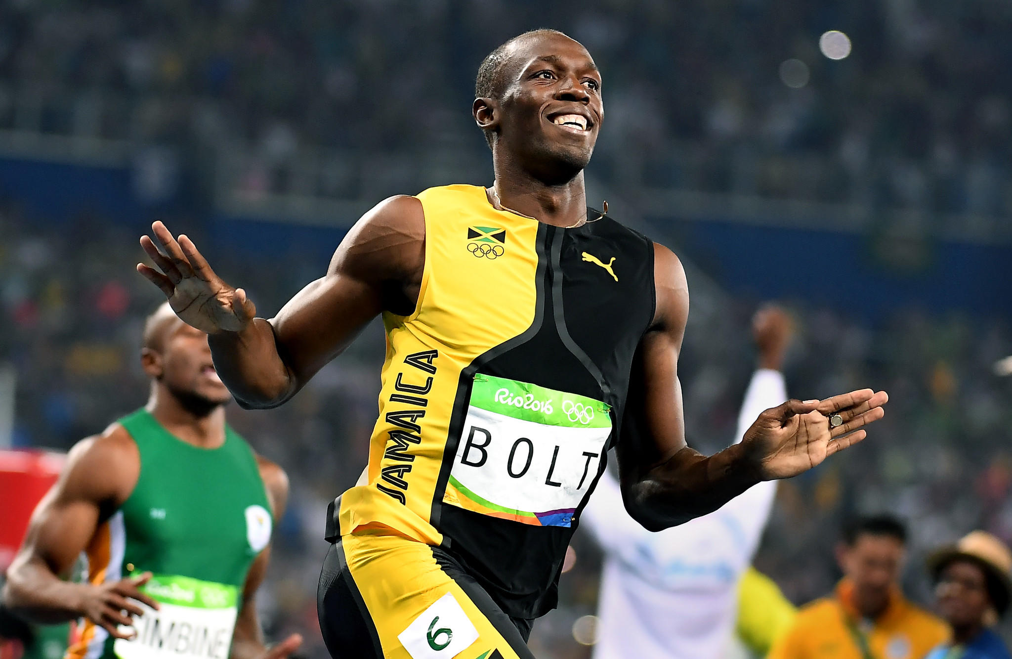 Usain Bolts Girlfriend Reacts To Cheating Scandal