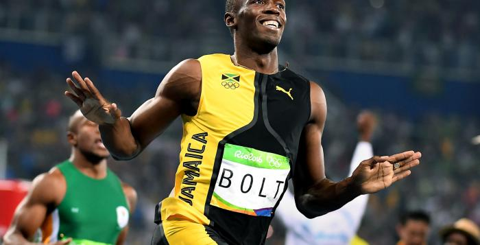 Usain Bolt Rio Olympics
