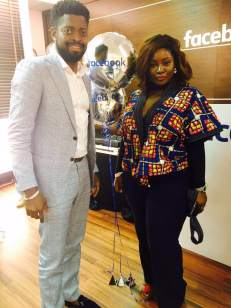 Basketmouth and Toolz Oniru Demuren