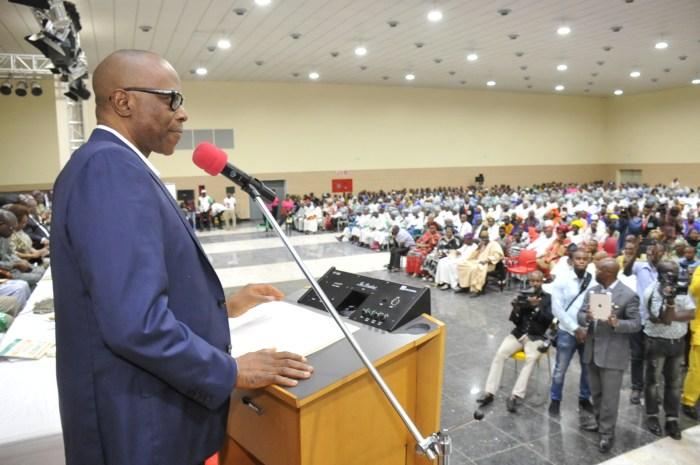 Ondo State Governor Dr. Olusegun Mimiko