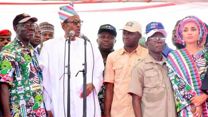 Mohammed Imam, Abubakar Bello, President Muhammadu Buhari, APC