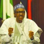 Nigerian Wailers NLC Nigeria's President Muhammadu Buhari