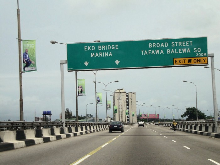 Third Mainland Bridge, Lagos, Taiwo Salaam,