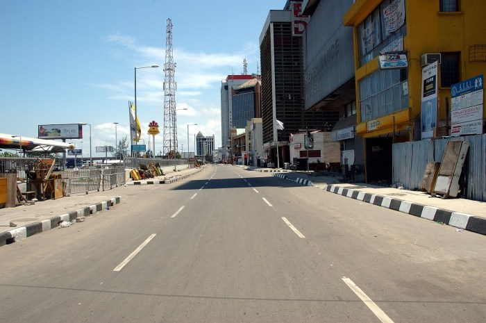 Broad Street, Lagos Island | Mapio.net