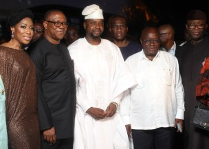 Image result for debola lagos with nana addo