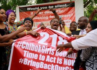 BBOG Chibok girls sambisa forest Bring Back Our Girls Boko Haram Nigeria Chude Jideonwo