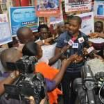 Deji Adeyanju Concerned Nigerians