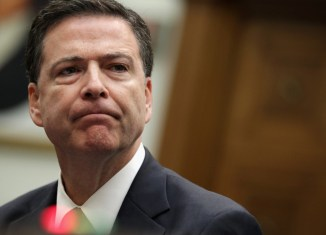 James Comey, director of the FBI