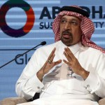 Saudi energy minister Khalid Al-Falih OPEC
