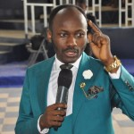 CAN Apostle Johnson Suleman, general overseer of Omega Fire MInistries