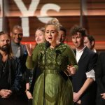 Adele Grammy Awards The Trent