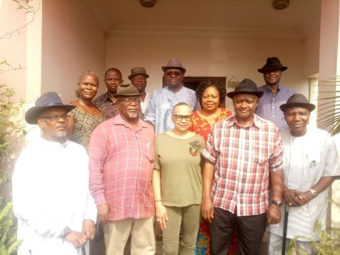 Annkio Briggs Ijaw National Congress