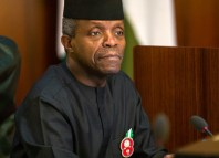 Osinbajo, Helicopter, Emergency