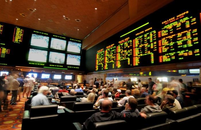 sports betting online gaming gambling