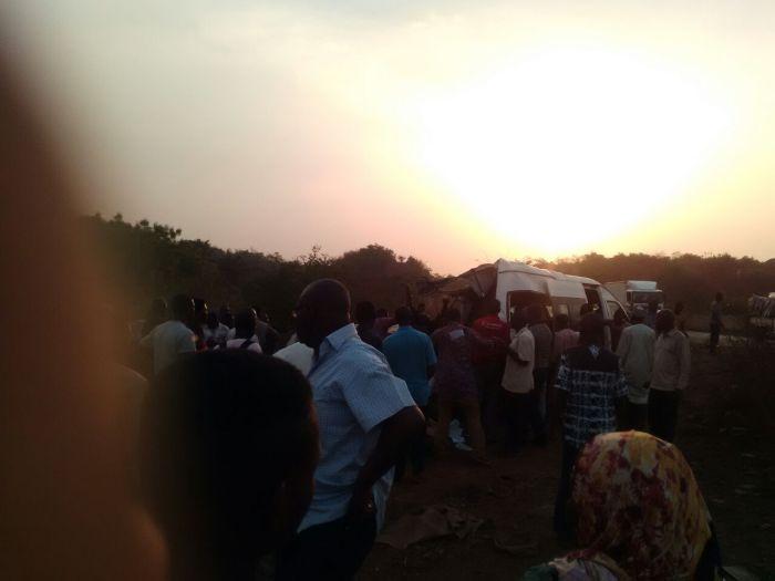 Abaji, near Abuja on Monday, March 6, 2017