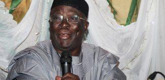 Chief Ayo Adebanjo Yoruba Oduduwa Republic