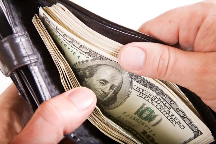 Dollars cash nigeria wallet right