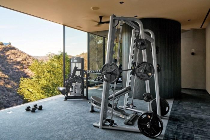 Home Gym Sports Facility