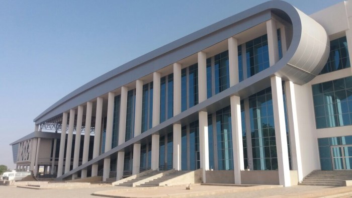 The ultra-modern International Conference Centre in Gombe built by Governor Ibrahim Dankwambo
