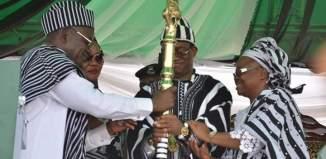 Nigeria His Royal Highness, Orcivirigh Professor James Ortese Ayatse on