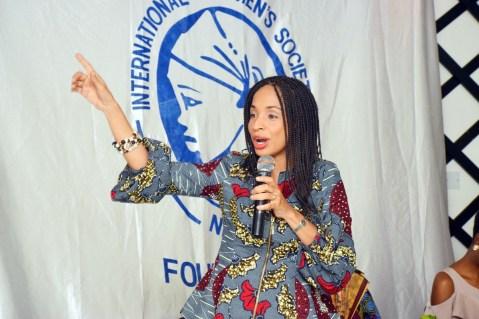 International Women Society Power Breakfast