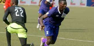 Sikiru Olatunbosun of Mountain of Fire FC